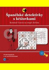 Obal knihy Španělské detektivky s křížovkami CZ