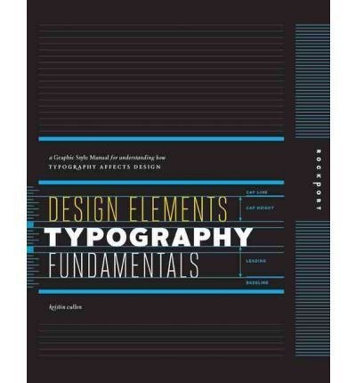 Design Elements -Typography Fundamentals EN