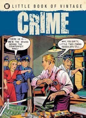 The Little Book of Vintage - Crime EN