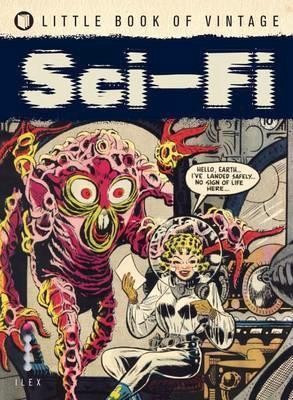 The Little Book of Vintage - Sci-Fi EN