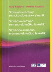 Slovensko - rómsky, rómsko - slovenský slovník