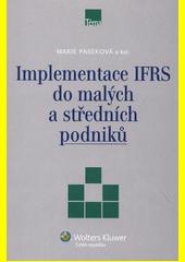 Implementace IFRS do malých a středních podniků CZ