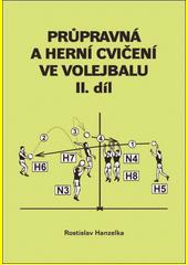 Průpravná a herní cvičení ve volejbalu II. CZ