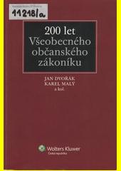 200 let Všeobecného občanského zákoníku CZ