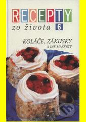 Obal knihy Recepty zo života 6