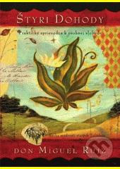 Obal knihy Štyri dohody - Ilustrované vydanie