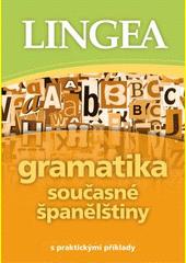 Obal knihy Gramatika současné španělštiny CZ