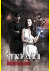 Obal knihy Sympatie k ďáblu CZ