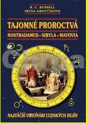Obal knihy Tajomné proroctvá