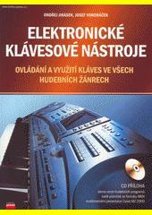 Obal knihy Elektronické klávesové nástroje CZ
