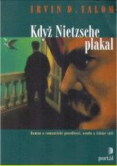 Obal knihy Když Nietzsche plakal CZ