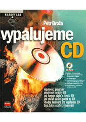 Obal knihy Vypalujeme CD CZ