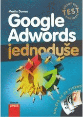 Obal knihy Google Adwords Jednoduše CZ