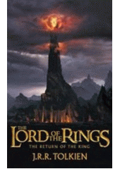 Obal knihy The Lord of the Rings: The Return of the King EN