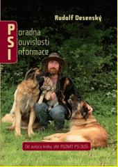 Obal knihy Psi - Poradna, souvislosti, informace CZ