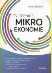 Obal knihy Cvičebnice mikroekonomie CZ