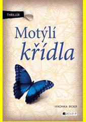 Obal knihy Motýlí křídla CZ
