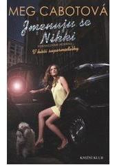 Obal knihy Jmenuju se Nikki CZ
