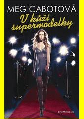 Obal knihy V kůži supermodelky CZ
