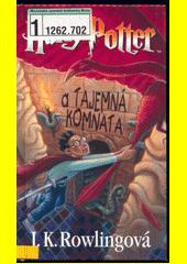 Obal knihy Harry Potter a Tajemná komnata CZ