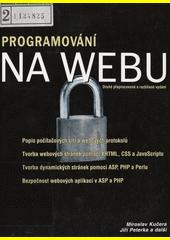 Obal knihy Programování na webu CZ