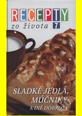 Obal knihy Recepty zo života 7