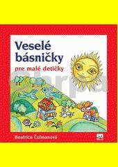 Obal knihy Veselé básničky pre malé detičky