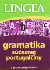 Obal knihy Gramatika súčasnej portugalčiny s praktickými príkladmi PT