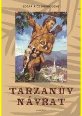 Obal knihy Tarzanův návrat CZ