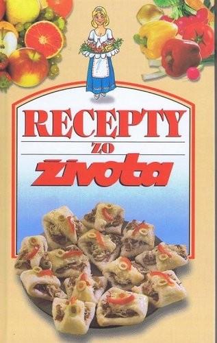 Obal knihy Recepty zo života 1