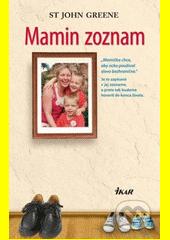 Obal knihy Mamin zoznam