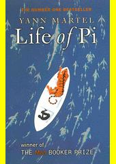 Obal knihy Life of Pi EN