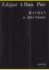 Obal knihy Havran a jiné básně CZ