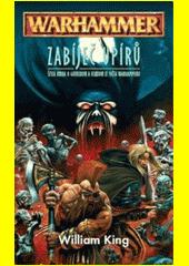Obal knihy Warhammer: Zabíječ upirů CZ