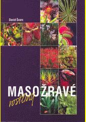 Obal knihy Masožravé rostliny CZ