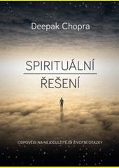 Obal knihy Spirituální řešení CZ