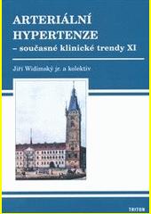 Obal knihy Arteriální hypertenze - současné klinické trendy (XI) CZ