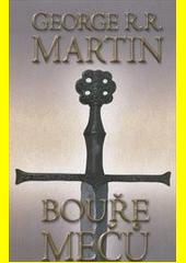 Obal knihy Bouře mečů 1 (kniha třetí) CZ