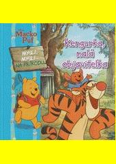 Obal knihy Macko Puf - Kengurka mala obj