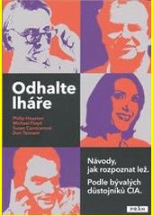 Obal knihy Odhalte lháře CZ