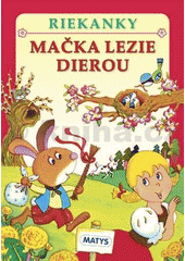 Obal knihy Mačka lezie dierou