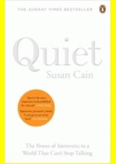 Obal knihy Quiet EN