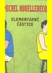 Obal knihy Elementární částice CZ