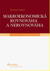 Obal knihy Makroekonomická rovnováha a nerovnováha
