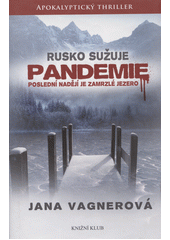 Obal knihy Pandemie CZ