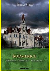 Obal knihy Budmerice: História - Osobnosti - Spomienky