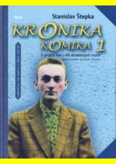 Obal knihy Kronika komika 1.