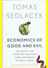 Obal knihy Economics of Good and Evil EN