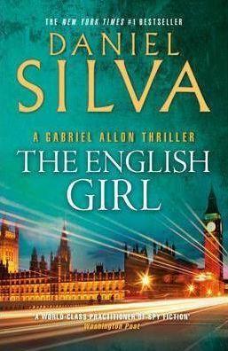 Obal knihy The English Girl EN