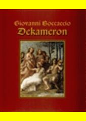 Obal knihy Dekameron CZ